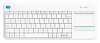 Клавиатура Logitech K400 Plus White Rus (920-007148)