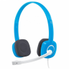 Гарнитура Logitech H150 Stereo Headset Blueberry (981-000368)