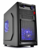 Корпус Deepcool SMARTER LED Minitower без БП mini ITX/microATX черный
