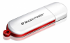 Накопитель USB 64Gb Silicon Power LuxMini 320 (SP064GBUF2320V1W) White