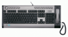 Клавиатура A4Tech KIPS-800-R Grey+Black VoIp