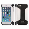 Icarer iPhone 5/5S Colorblock Black/White