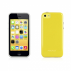 Macally Protective flexible case iPhone 5C Yellow