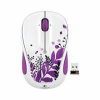Logitech M325 Wireless Mouse Purple Peace OEM