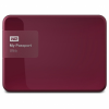 Жесткий диск 1Tb Western Digital My Passport Ultra (WDBGPU0010BBY-EESN) Berry