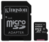 Карта памяти Kingston microSDXC 128Gb Class 10 UHSI + adapter (SDC10G2/128Gb)