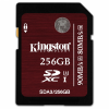 Карта памяти Kingston Ultimate SDXC 256Gb Class10 UHS-I U3 R90/W80MB/s 4K Video (SDA3/256Gb)