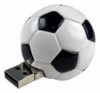 Накопитель USB Pretec i-Disk Sport FootBall 16Gb (F2U16G-A)