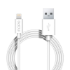 Кабель Incipio Lightning Connector 1m White (PW-170)