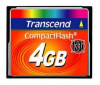 Карта памяти Transcend CompactFlash Card 4Gb 133x (TS4GCF133)