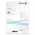 Наклейка Xerox Mono Laser 14UP (rounded) 99.1x38.1mm 100л. (003R96289)