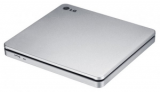 Привод DVD-RW LG H-L Data Slim USB Grey GP70NS50.AUAA10B