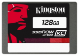 Накопитель SSD 128Gb Kingston KC400 SATA3 (SKC400S37/128G)