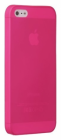 Чехол OZAKI O!coat-0.3-Jelly for iPhone 5/5S Pink (OC533PK)