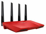 Маршрутизатор Wi-Fi Asus RT-AC87U Red 1750Mb/s