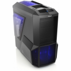 Корпус Zalman Z11 Plus Midi Tower, ATX, черний, без б/п