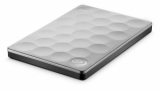 Жесткий диск USB3 2Tb Seagate Backup Plus Ultra Slim STEH2000200 Platinum