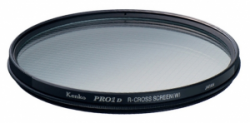 Светофильтр Kenko PRO1D R-CROSS SCREEN 72mm