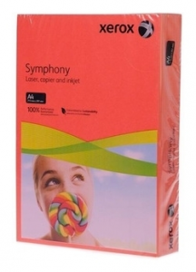 Бумага Xerox SYMPHONY Intensive Dark Red (160) A4 250л. (003R94278)
