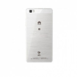 Silicon Case Huawei P8 0.3mm White
