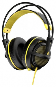 Гарнитура STEELSERIES Siberia 200, proton yellow (51138)