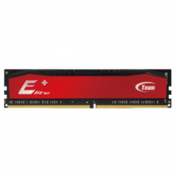 Память Team Elite Plus Red 1x8Gb DDR3 1600Mhz (TPRD38G1600HC1101)