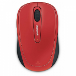 Мышь Microsoft Mobile 3500 WL Flame Red (GMF-00293)