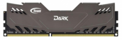 Оперативная память Team Dark Series Gray 1x8Gb DDR3 1600MHz (TDGED38G1600HC901)
