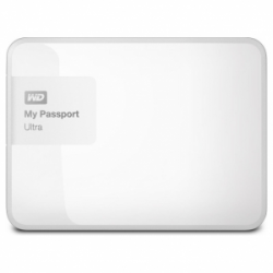 Жесткий диск 2Tb Western Digital My Passport Ultra (WDBBKD0020BWT-EESN) White