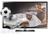 Television set of Samsung Ps-43f4900