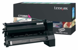 Картридж Lexmark C77x Magenta High Yield RP 15k (C7720MX)