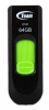 Накопитель USB 64Gb Team C141 (TC14164GG01) Green