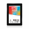 SSD Silicon Power Velox V60 SP060GBSS3V60S25 +3.5 адаптер