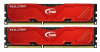 Память Team Vulcan Red 2x8Gb DDR3 1600 MHz (TLRED316G1600HC10ADC01)