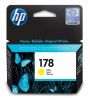 Картридж HP 178 Yellow (CB320HE)
