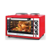 Печь HOUSETECH 16007 red
