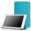 Moko Ultra Slim Smart-shell Stand Cover for Acer Iconia One 8 B1-820 Light Blue