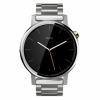 Motorola Moto 360 2nd Gen. 42mm Steel with Silver Steel Band