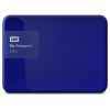 Жесткий диск 1Tb Western Digital My Passport Ultra (WDBGPU0010BBL-EESN) Blue