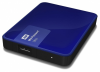 Жесткий диск 3TB WD My Passport Ultra Blue (WDBBKD0030BBL-EESN)