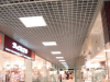 Honeycomb suspended ceilings