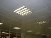 Cluster suspended ceilings
