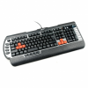 Клавиатура A4Tech X7-G800V Gaming USB Black