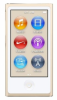 Плеер Apple iPod nano 16Gb Gold (MKMX2QB/A)