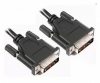Кабель DVI to DVI 24 + 1pin, 5.0m Viewcon (VD 104-5м.)