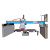 Machines for sawing stone blocks and slabs