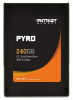 Накопитель SSD 240Gb Patriot PYRO SATA III (PP240GS25SSDR)