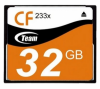 Карта памяти Team 32Gb CompactFlash 233x (TCF32G23301)