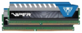 Память Patriot Original Viper Elite 2x4GB DDR4 3000 MHz Blue (PVE48G300C6KBL)