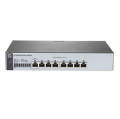 Коммутатор HP 1820-8G Smart Switch (J9979A) 8xGE ports